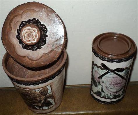 reciclemos en verano ideas realizadas  potes de helado
