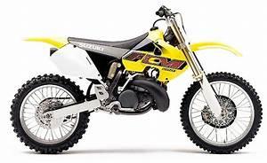 Suzuki Rm250 And Rmx250 Model History