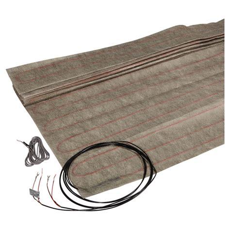 tapis de cable chauffant persiamc   rona