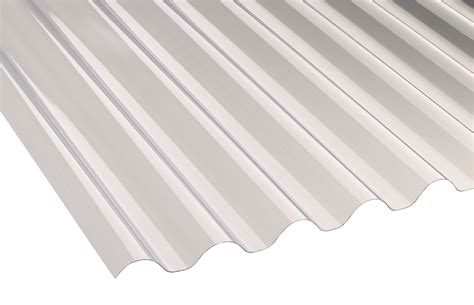 translucent pvc roofing sheet   mm departments