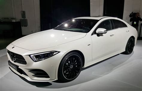 Thirdgeneration Mercedes Cls Returns To The Venerable