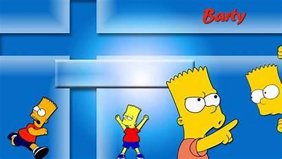Bart Simpson Desktop Simpsons Wallpapers Backgrounds Cartoons