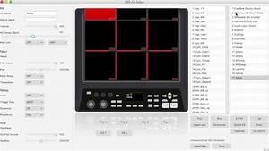 Spd-sx-editor  Software Overview