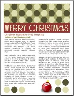 christmas letter ideas 10 images about newsletter template ideas on 20848 | cd7a59a7b10603b6d8d683747911f673