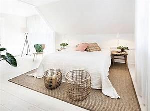 chambre adulte blanche 80 idees pour votre amenagement With tapis chambre bébé avec vetement fleuri