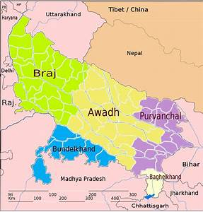 Western Uttar Pradesh - Wikipedia