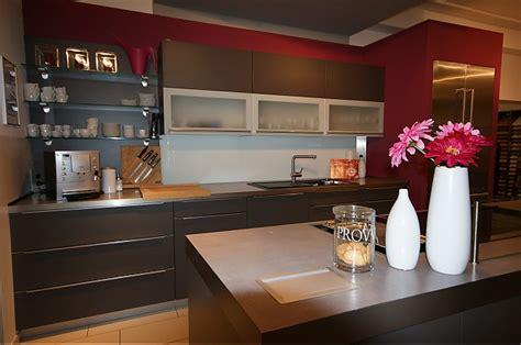 Häckermusterküche Moderne Einbauküche 2 Zeilig Mit
