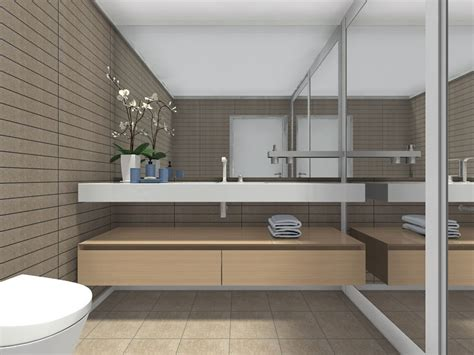 Small Bathroom Room by 10 Small Bathroom Ideas That Work Roomsketcher