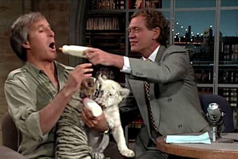 Jack Hanna's Final Late Show Appearance is Hann-tastic