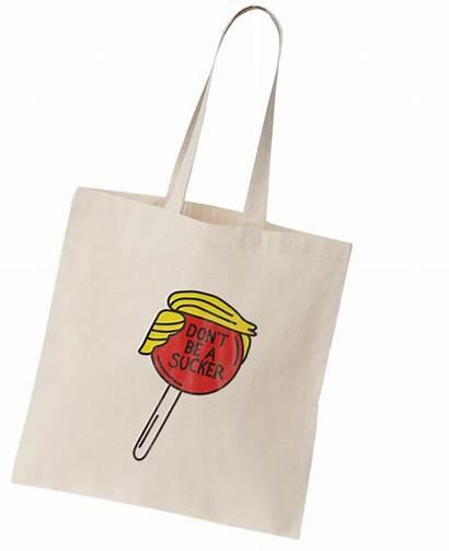 Tote Bag Reusable Canvas Feelings Bags