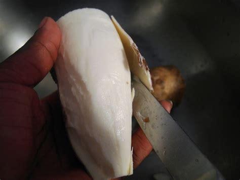 cuisiner manioc recettes du cameroun le manioc bouilli