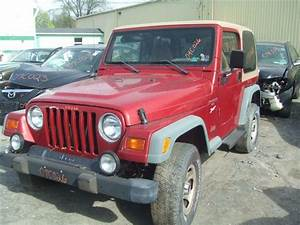 97 98 99 Jeep Wrangler Manual Transmission 6 Cyl