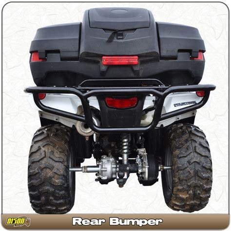 honda rancher  foreman trx  rear bumper