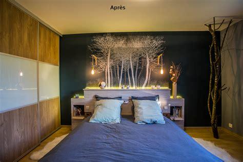 bureau de style décoration d 39 une chambre quot forêt scandinave quot décorescence