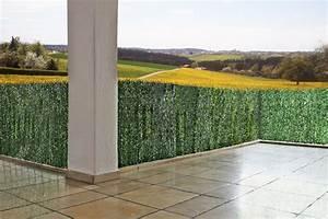 Sichtschutz Windschutz Verkleidung Fr Balkon Terrasse