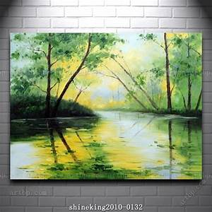 Popular Abstract Painting Techniques Canvas-Buy Cheap ...