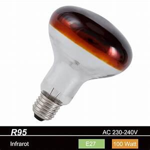 Energiesparlampen E27 100w : r95 reflektor infrarotstrahler 100w e27 wohnlicht ~ Pilothousefishingboats.com Haus und Dekorationen