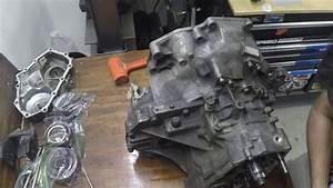 4g63 Awd Manual Transmission Rebuild 1 - Disassembly