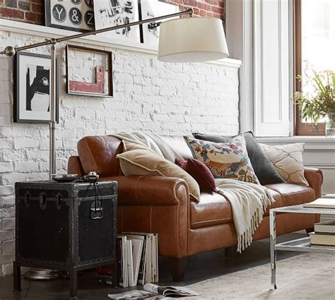 pottery barn floor ls chelsea sectional floor l 28 images pottery barn