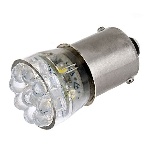67 led bulb 15 led forward firing cluster ba15s