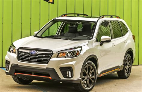 subaru in hybrid 2020 subaru forester 2020 hybrid exterior interior engine