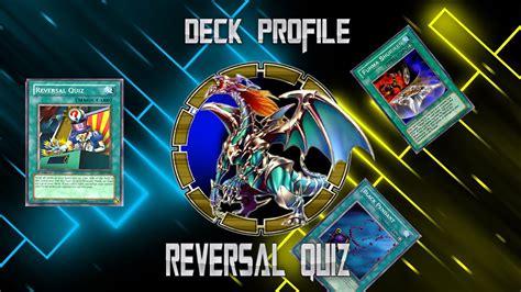 yugioh quiz reversal deck profile warrior