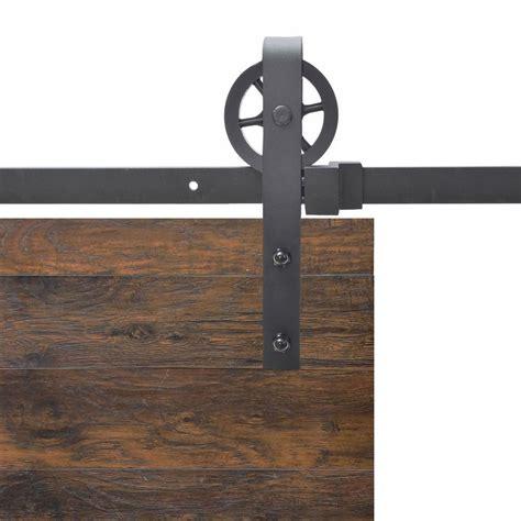 home depot bath cabinets calhome vintage industrial wheel steel sliding barn