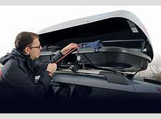 Roof box mini test Product Reviews Auto Express