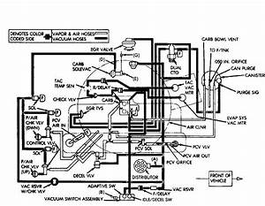 Chrysler Vacuum Line Diagram