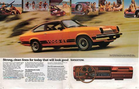 1977 Chevrolet Vega brochure