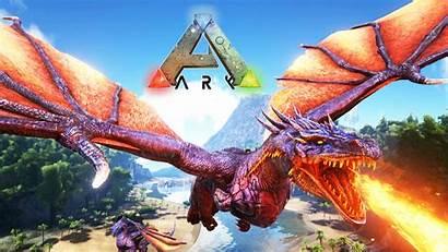 Ark Survival Evolved Wallpapers Boss Dinosaur Ps4