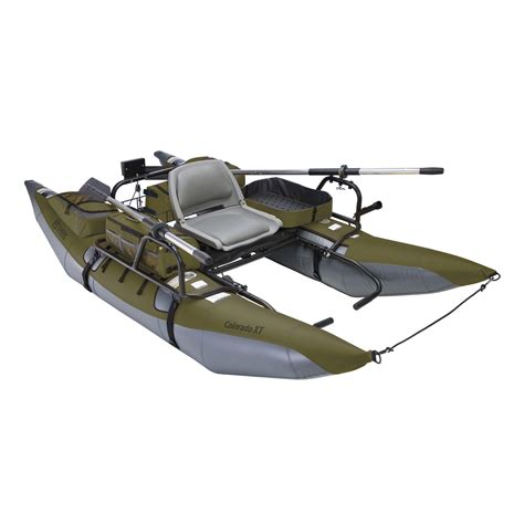 Fishing Pontoon Boat Accessories by Classic Accessories Colorado Xt Pontoon Boat