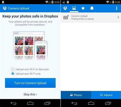 Cloud Storage Resumable Upload by Auto Upload Your Android Pictures To Dropbox Cloud Storage