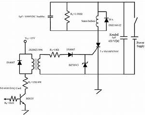 Stator Coil Driver Circuit