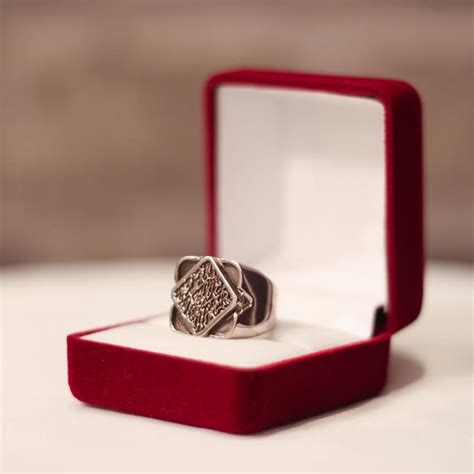 Illuminati Ring Illuminati Ring The Four Elements Silver And Gold