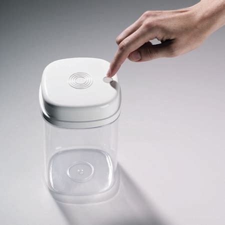 clear plastic kitchen canisters easy open canister set of 3 clear plastic storage