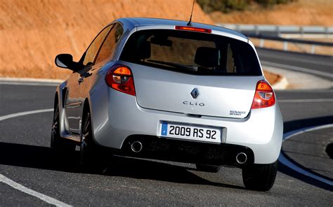 Renault Clio R S Wallpapers by 2009 Renault Clio R S Wallpapers And Hd Images Car Pixel