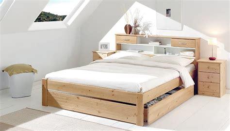 cuisines blanches design lits 2 places en bois