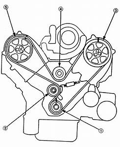 2003 Honda Accord 3 0 Serpentine Belt Diagram