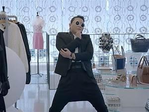 Gentleman style? South Korean superstar Psy releases video ...