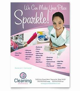 image gallery maid flyers With cleaning services advertising templates