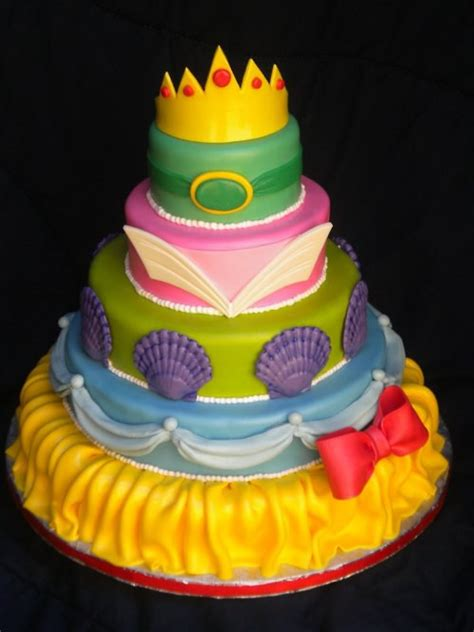 disney princess birthday cake disney cake decorating living in a grown up world Awesome