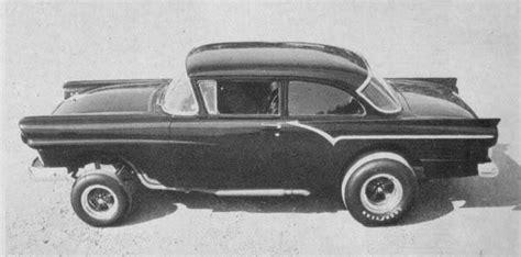 ford gasser drag racing models model cars
