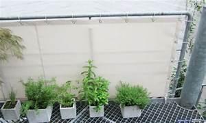 Sichtschutz Balkon Weiß : balkon sichtschutz sch tzen sie sich vor neugierigen blicken ~ Markanthonyermac.com Haus und Dekorationen