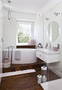 Badezimmer Ideen Für Kleine Bäder : 28 ideen f r kleine badezimmer tipps zur farbgestaltung haus pinterest kleine badezimmer ~ Indierocktalk.com Haus und Dekorationen