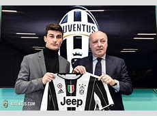 OFFICIAL Juventus sign Riccardo Orsolini Juvefccom
