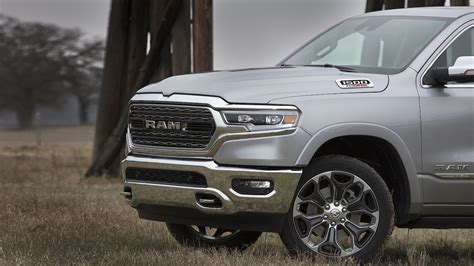 2020 dodge ram 1500 limited 2020 ram 1500 limited ecodiesel front end motortrend
