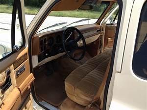 1990 Chevy Truck Interior Door Panels