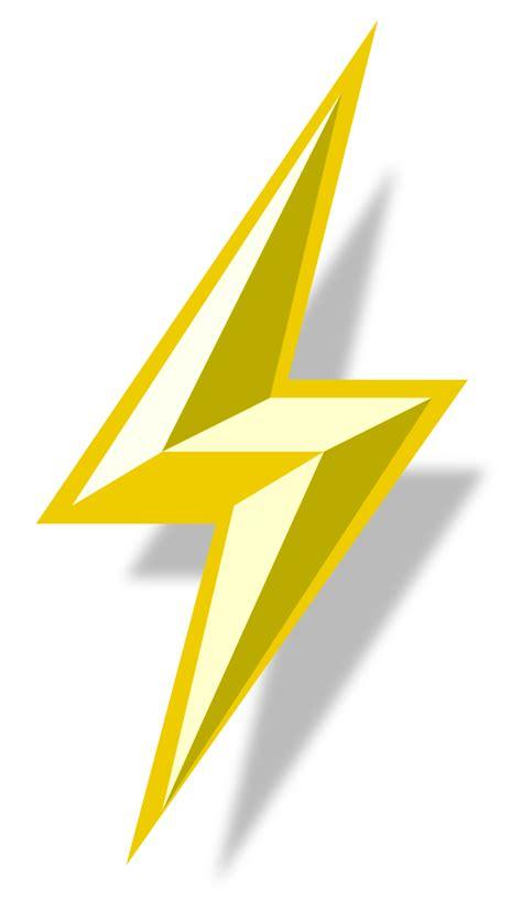 printable lightning bolt   clip art