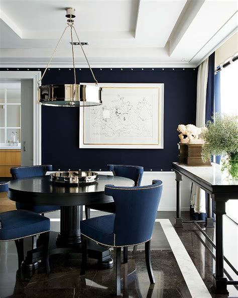 navy blue kitchen table set all decors i like un classico em malaga